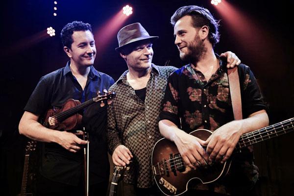 Jens Lysdal duo/trio
