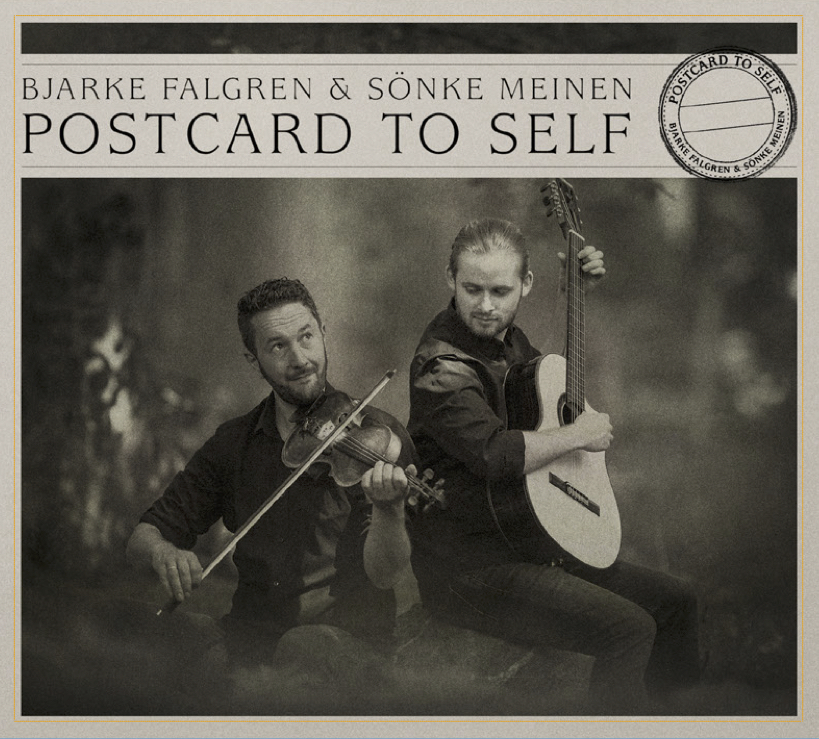 Duo debut album release with Sönke Meinen coming up in September